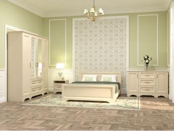 Спальня в класичному стилі - Баварія.