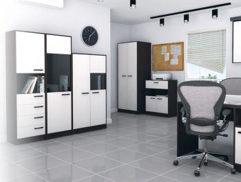 Меблі Ясен не лише для дому, але й для офісів!